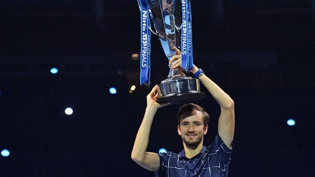 Итоги теннисного сезона для Даниила Медведева. Как ему удалось победить вЛондоне