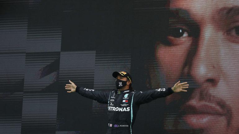 Льюис Хэмилтон. Фото Reuters