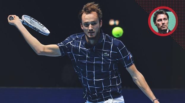 Теннис. Как оценивать победу Даниила Медведева вЛондоне. Интервью Марата Сафина