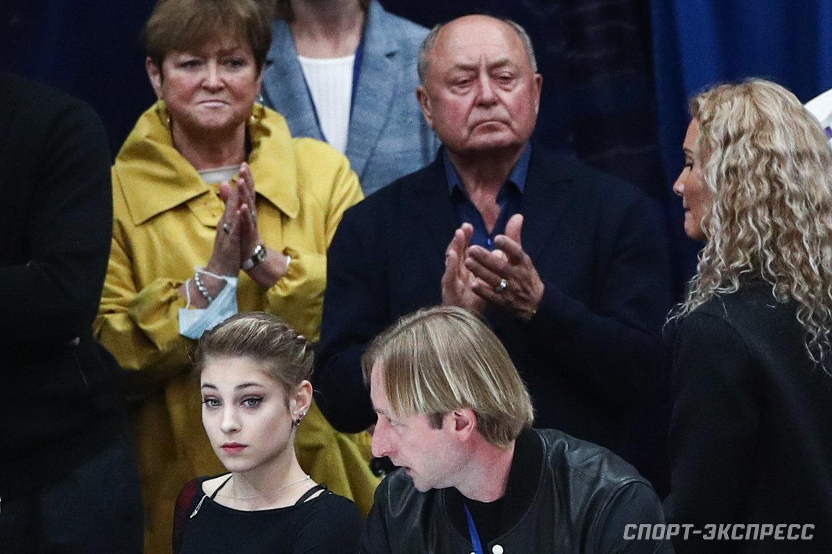 Мишин обогнал Тутберидзе. Почему Профессор— лучший тренер России наданный момент