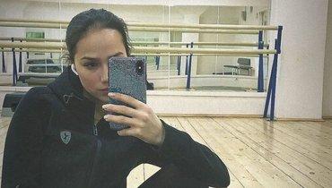 Загитова показала новое платье для шоу «Ледниковый период»