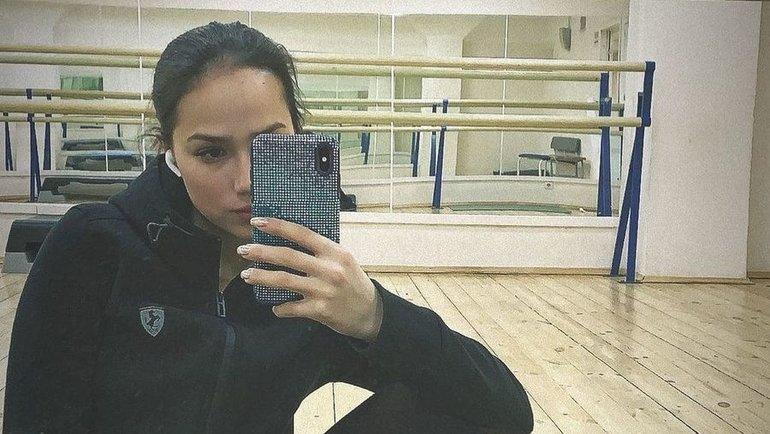 Алина Загитова. Фото Instagram
