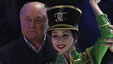 Алексей Мишин иЕлизавета Туктамышева.
