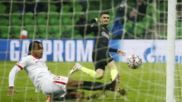 «Краснодар»— «Севилья»— 1:2, обзор матча Лиги чемпионов, видео голов, 24ноября 2020 года