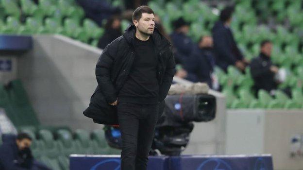 «Краснодар»— «Севилья»— 1:2, матч Лиги чемпионов, пресс-конференция, Мурад Мусаев, Хулен Лопетеги