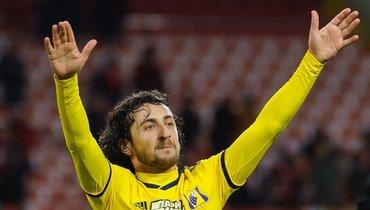 Байрамян: «Учитывая, что «Ростов» продал много футболистов, можно сказать, что мыдостойно идем»