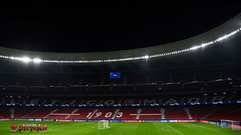 «Локомотив» сыграет с «Атлетико» вМадриде. Фото AFP
