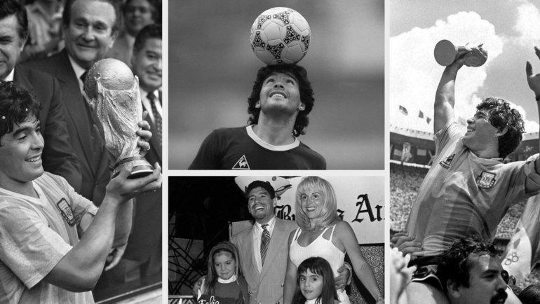 Диего Марадона умер, великий игрок ушел из жизни, истории о легенде сборной  Аргентины и мирового футбола. Спорт-Экспресс
