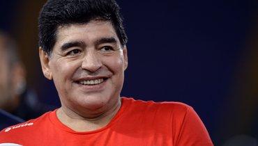 Геркус— осмерти Марадоны: «Диего— икона. Онсоздал вНеаполе культ футбола»