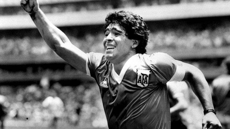 Диего Марадона. Фото Reuters