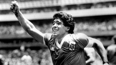 Линекер считает Марадону лучшим игроком своего поколения