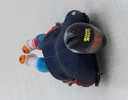Никита Трегубов. Фото Федерация бобслея России