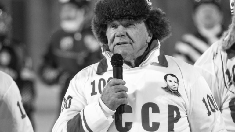 Михаил Осинцев.