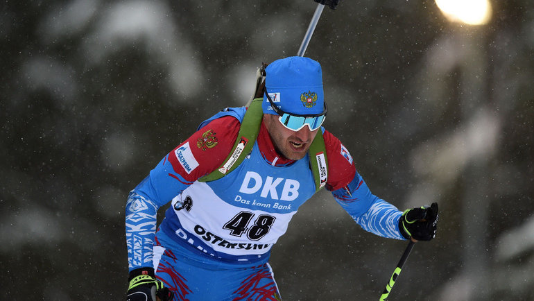 Евгений Гараничев. Фото AFP