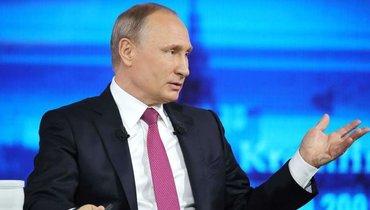 Ежегодная пресс-конференция Путина состоится 17декабря вформате видеоконференции