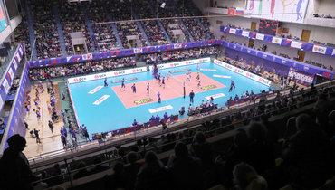 В2022 году Россия примет мужской чемпионат мира.