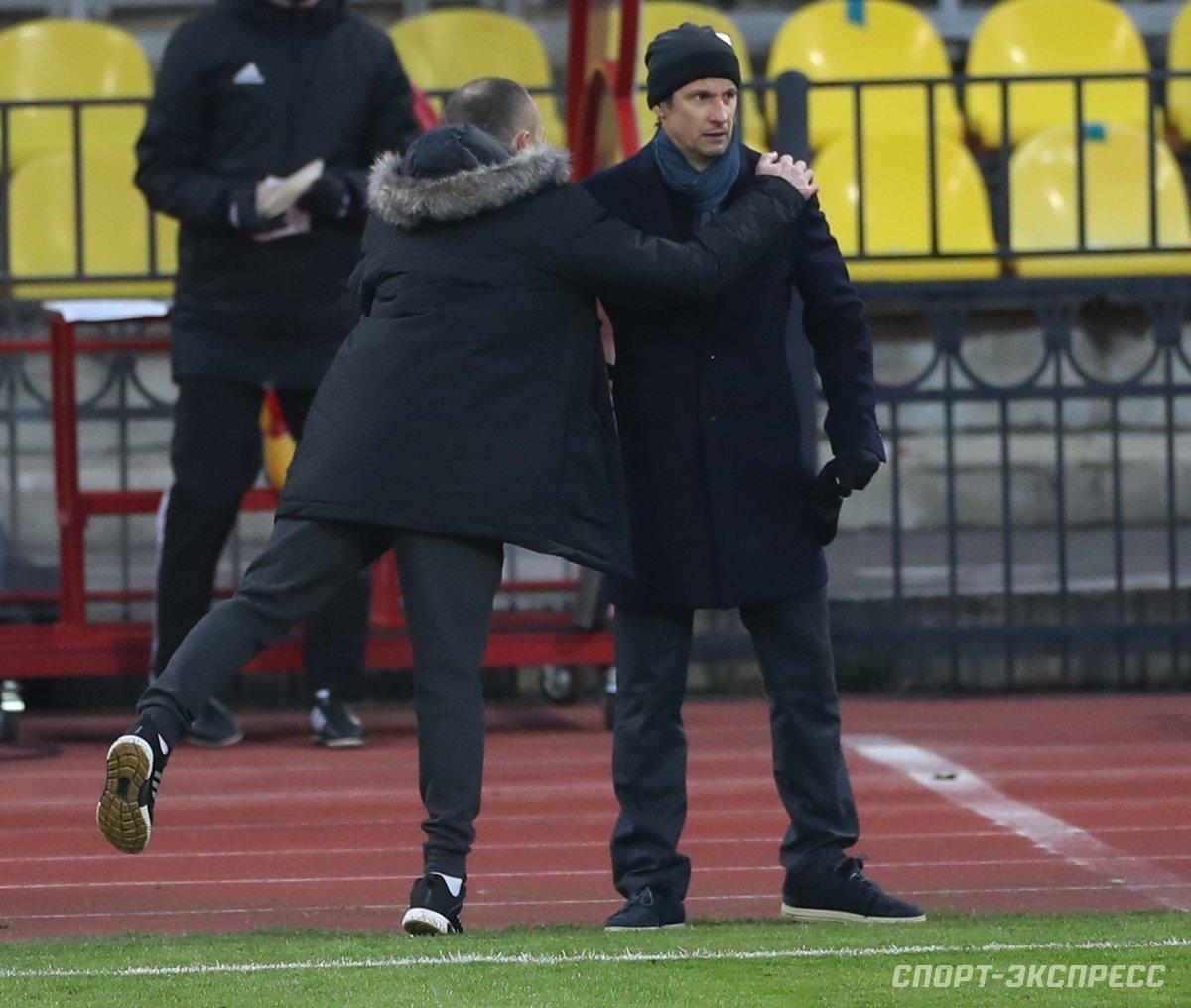 «Жирков сыграл столько, сколько смог». Семак— оматче с «Арсеналом» иигре «Зенита»