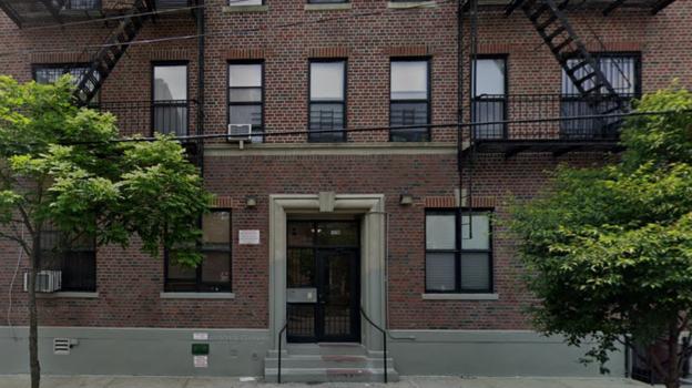 Дом, в котором жил Майк Тайсон в Браунсвилле. Фото Google Maps