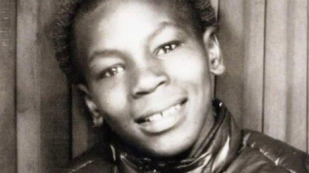 Майку Тайсону 9 лет. Фото Автобиография Майка Тайсона «Беспощадная истина»