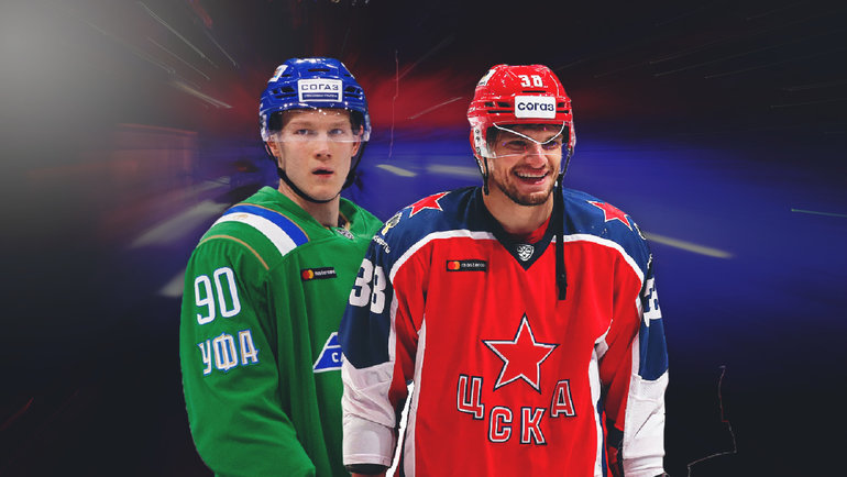 Никита Сошников (слева) иМихаил Науменков.
