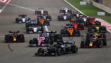Хэмилтон выиграл «Гран-при Бахрейна», Квят— 11-й