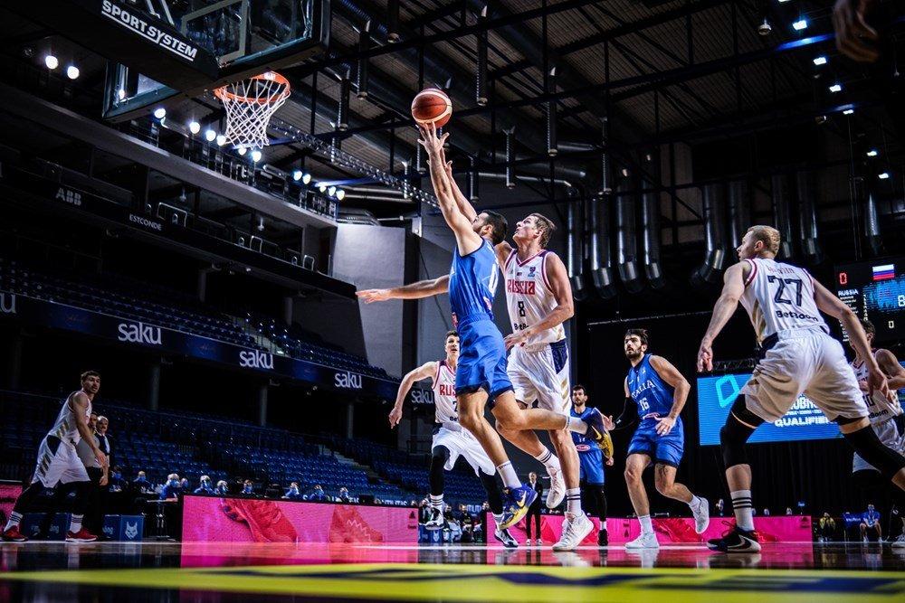 Без первой скрипки. Россия вовторой раз уступает Италии вотборе наЕвробаскет-2022