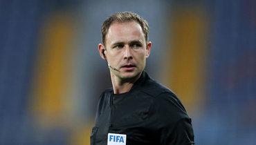 Мешков иИванов будут видеоассистентами наматче Лиги чемпионов