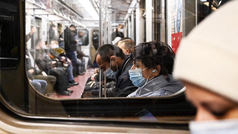 Коронавирус вРоссии. Фото AFP