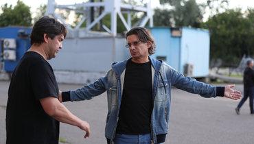 Шамиль Газизов (слева) иЛеонид Федун.