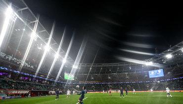 Рейтинг УЕФА: Россия упала на20-е место, Англия догоняет Испанию