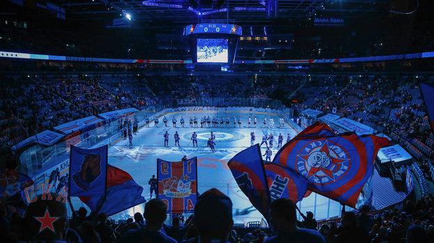 Ледовый дворец вСанкт-Петербурге могут закрыть из-за концерта рэпера Басты, где будет играть СКА