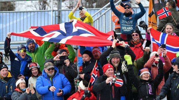 Почему сборная Норвегии снялась вэтапов Кубка мира полыжным гонкам. Версии случившегося