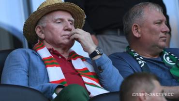 Баринов— оГазизове: «Наместо Кикнадзе в «Локомотиве» может подойти кто угодно»