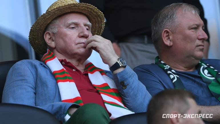 """Валерий Баринов (слева). Фото Дарья Исаева., """"СЭ"""""""