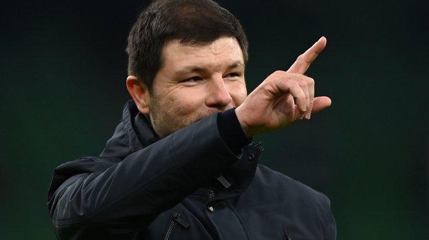 «Краснодар»— «Ренн»— 1:0, Лига чемпионов, 2декабря 2020 года. Мусаев иСмольников— овыходе вЛигу Европы