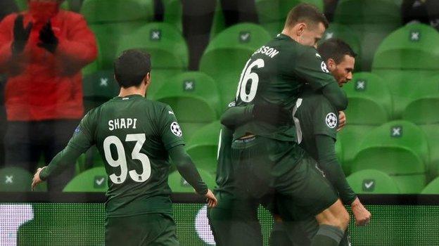 «Краснодар»— «Ренн»— 1:0, «Брюгге»— «Зенит»— 3:0. Лига чемпионов, 2декабря 2020 года, итоги дня