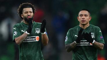 2декабря. Краснодар. «Краснодар»— «Ренн»— 1:0. «Быки» получили путевку вплей-офф Лиги Европы.