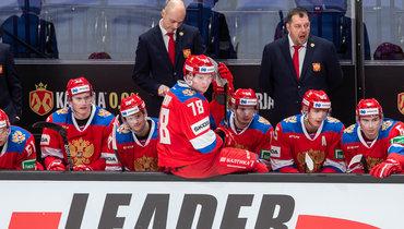 Сборная России, составленная изигроков молодежки, выиграла все три матча наКубке Карьяла.