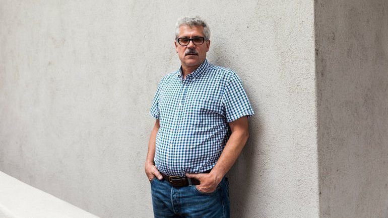 Григорий Родченков. Фото TheNY Times