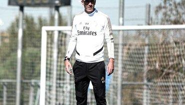 Касильяс считает, что Зидан должен оставаться тренером «Реала»