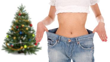 Как быстро похудеть кновогодним праздникам иненавредить здоровью?