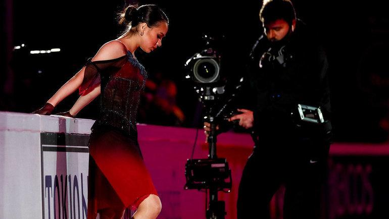 Алина Загитова. Фото Дарья Исаева, «СЭ» / Canon EOS-1D X Mark II