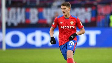 Защитник ЦСКА Дивеев— лучший молодой футболист года вРПЛ