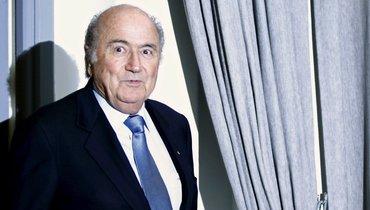 Бывший президент ФИФА Блаттер переболел коронавирусом