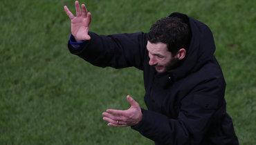 «Победили благодаря игре «Динамо», анемоей черной куртке». Шварц— оматче с «Арсеналом»