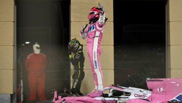 Перес выиграл «Гран-при Сахира», Квят— 7-й