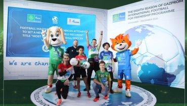 Роберто Карлос: «Футбол для дружбы» помогает детям вырасти настоящими личностями»
