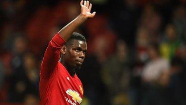 Райола— ожелании Погба покинуть «Манчестер Юнайтед»: «Полю нужен глоток свежего воздуха»
