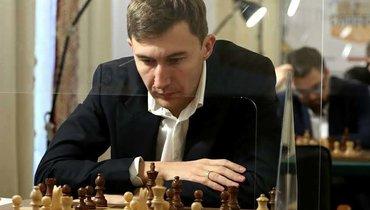 Карякин иШувалова лидируют после трех туров чемпионатов России