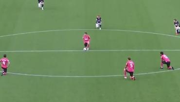 Игроки «Миллуола» небудут преклонять колени вследующем матче после свиста фанатов